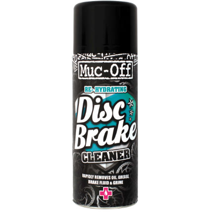 Muc Off Disc Brake Cleaner, Muc Off Stockist, Innerleithen, Edinburgh, Tweed Valley, Glasgow, Newcastle, Manchester