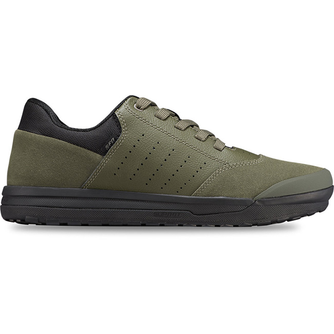 Riding Shoe, MTB Shoe, 5Ten, Specialized, 2FO, Specialized 2FO Roost, Roost, Size, Instock, Stockist, Green, Flat Shoes, Clip Shoes, Innerleithen, Peebles, Galashiels, Edinburgh, Newcastle, Glasgow, Tweed Valley, Manchester