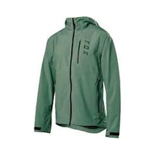 Flexair Neoshell Water Jacket Pine, Waterproof Jacket, MTB Jacket, MTB Clothing, Fox Clothing, Fox MTB Clothing, Innerleithen, Peebles, Tweed Valley, Edinburgh, Glasgow, Newcastle, Manchester