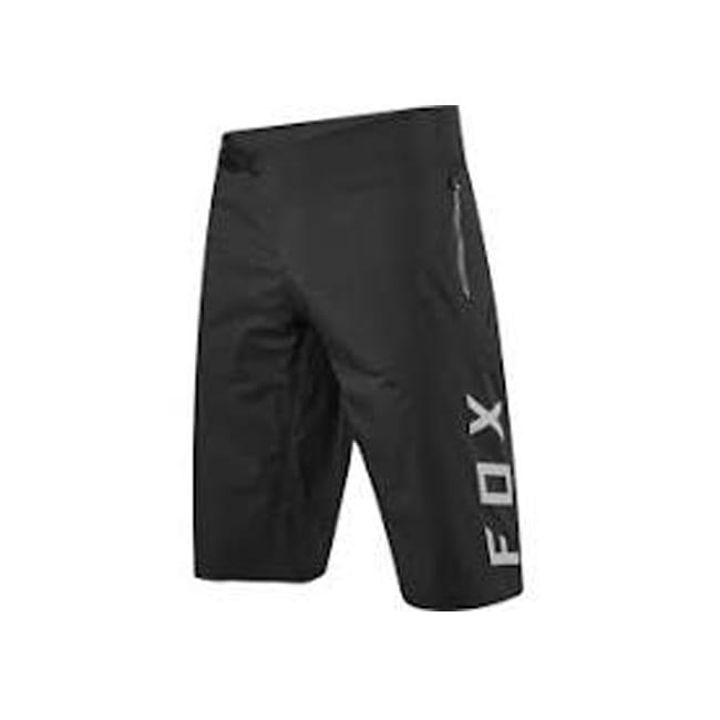 Fox Defend Pro Water Short Black, Fox MTB Shorts, MTB Shorts, Fox Clothing, Waterproof MTB Shorts, Innerleithen, Peebles, Tweed Valley, Edinburgh, Glasgow, Newcastle, Manchester