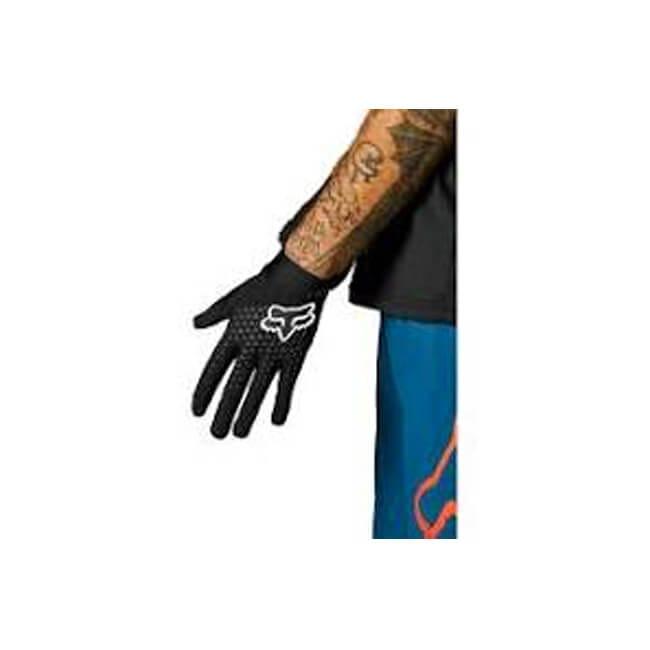 Fox Defend Glove Black, Fox Gloves, Fox MTB Gloves, Innerleithen, Tweed Valley, Edinburgh, Glasgow, Newcastle, Manchester