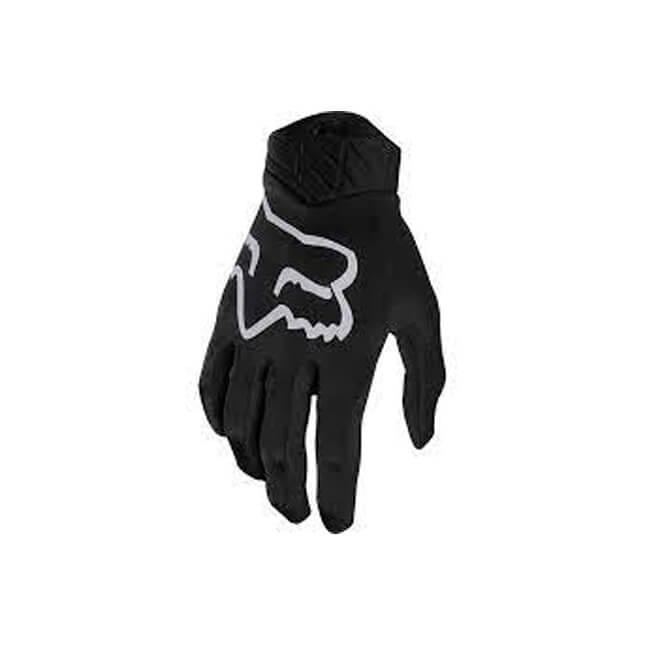 Fox Flexair Gloves Black, Fox Flexair Gloves, Fox Gloves, Fox MTB Gloves, Innerleithen, Tweed Valley, Edinburgh, Glasgow, Newcastle, Manchester