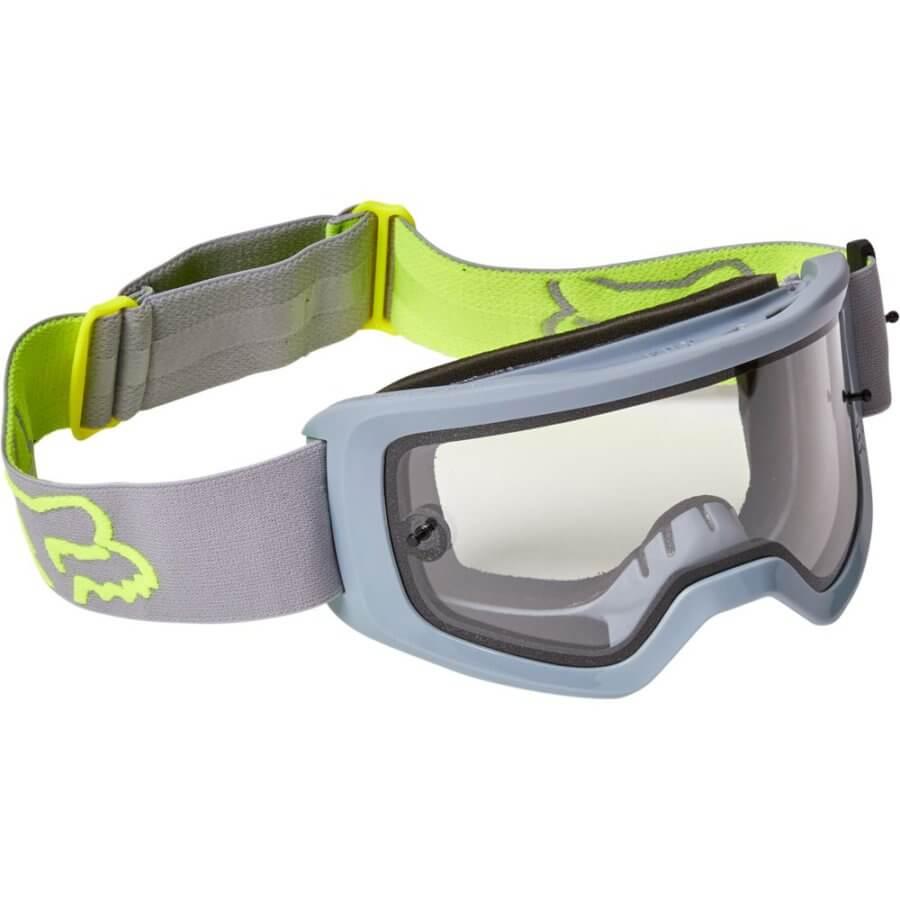Fox Main Goggle Steel Grey, Fox Goggles, Fox MTB Goggles, MTB Goggles, Fox Clothing, Fox Protection, MTB Protection, MTB Goggles Innerleithen, Innerleithen, Peebles, Tweed Valley, Edinburgh, Glasgow, Newcastle, Manchester