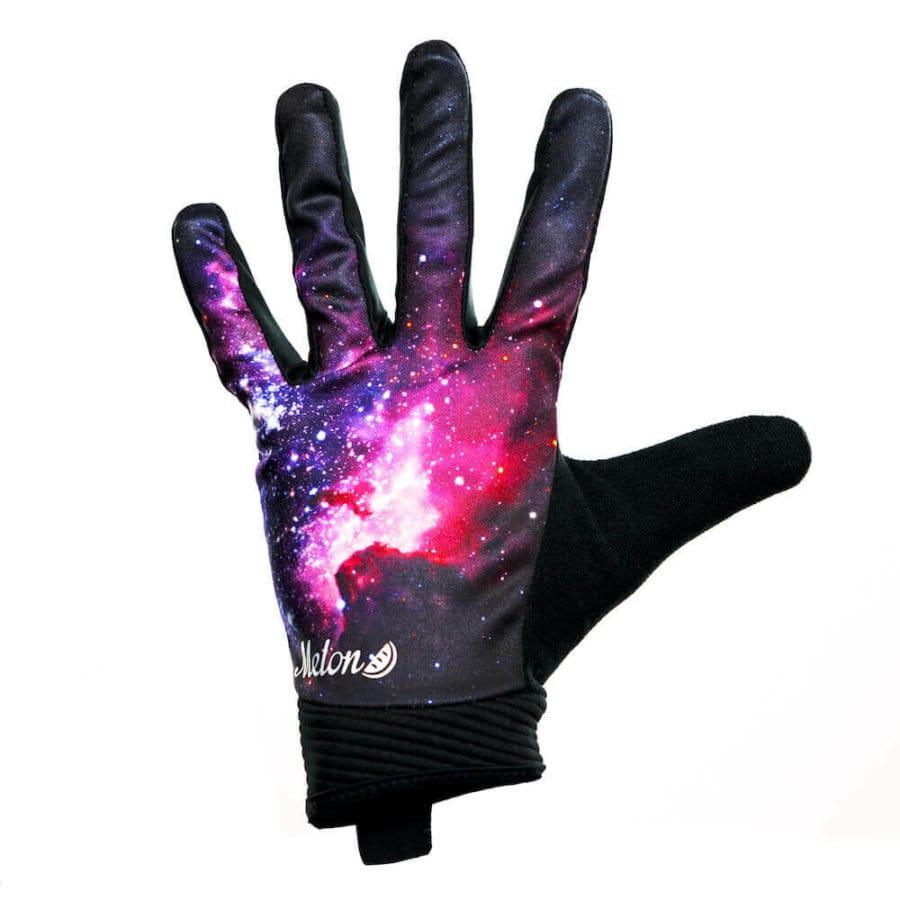 Melon Optics Shred Gloves, Galaxy, Innerleithen, Tweed Vall
