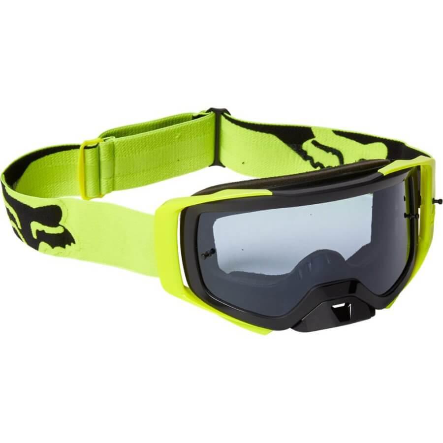 Airspace Mirer Goggles Yellow, Fox Goggles, Fox MTB Goggles, MTB Goggles, MTB Protection, MTB Eyewear, MTB Goggles Innerleithen, Innerleithen, Peebles, Tweed Valley, Edinburgh, Glasgow, Newcastle, Manchester