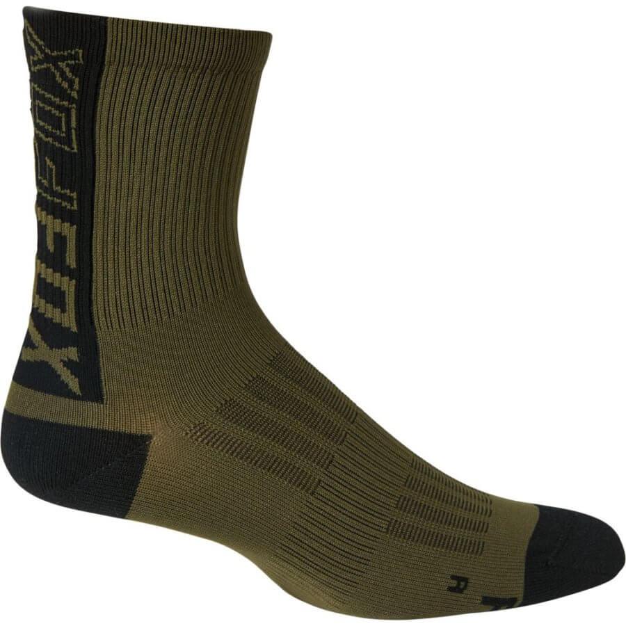 Fox Womens Ranger Sock Sage, MTB Socks, Womens MTB Socks, Fox Socks, MTB Socks Innerleithen, Innerleithen, Peebles, Tweed Valley, Edinburgh, Glasgow, Newcastle, Manchester