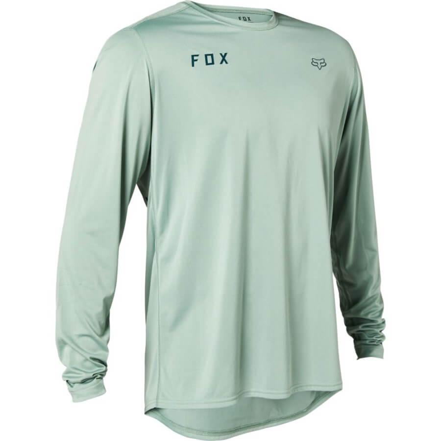 Fox Ranger Essential Long Sleeve Jersey, Fox Clothing, Fox MTB Clothing, MTB Jersey Innerleithen, Innerleithen, Peebles, Tweed Valley, Edinburgh, Glasgow, Newcastle, Manchester